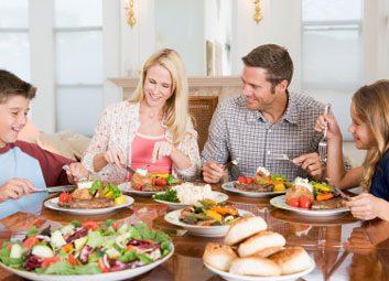 3. Mangez plus souvent à la maison