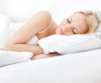Dormez sur le côté gauche