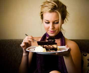 Gâteau insensé au moka