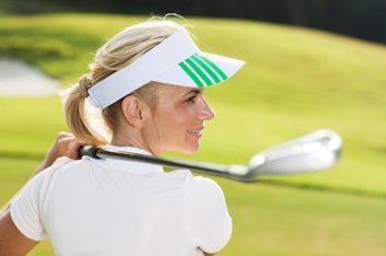 1. Le golf peut vous faire maigrir.