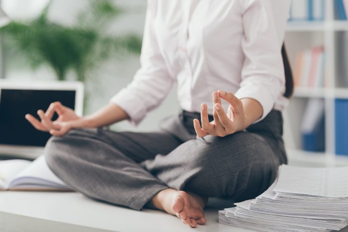 Façons pour canaliser le stress