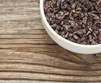 Éclats de cacao