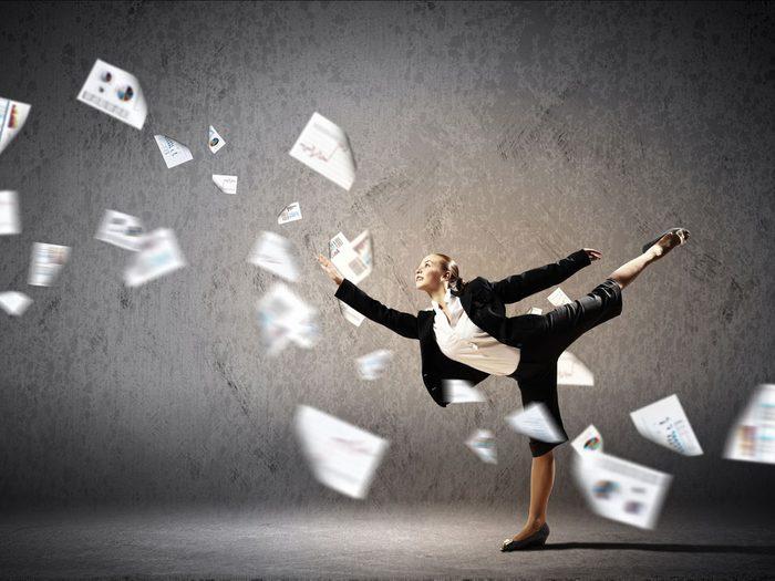 9. Être flexible aux imprévus