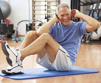 Flexion des triceps sur une seule jambe