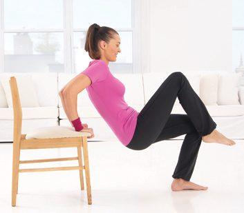 2. Flexion du corps