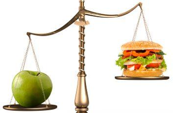 8. Mes sources principales de calories sont...