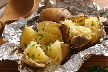 Patate au four