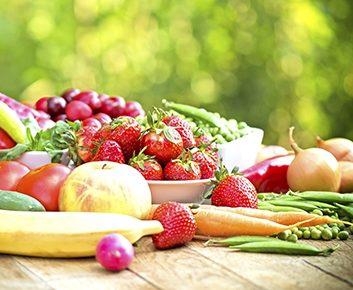 10 façons d'intégrer des produits frais à votre alimentation