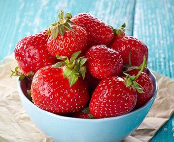 Les fraises : un fruit savoureux... et santé!