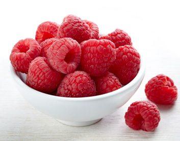 7. Terminez le repas avec des fruits