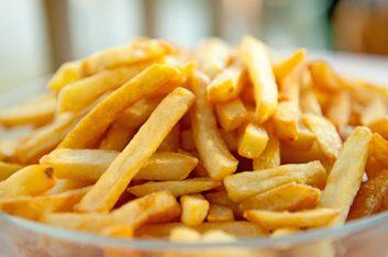 Les aliments frits