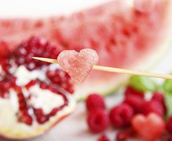 Consommez fruits et légumes à volonté