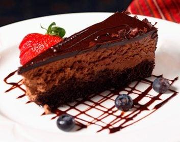 Calorie d'un gateau au chocolat