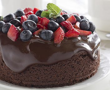 Gâteau suprême au chocolat