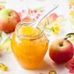 Recette santé de gelée de pomme au gingembre