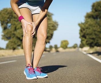 Le genou du coureur (douleur fémoro-patellaire)