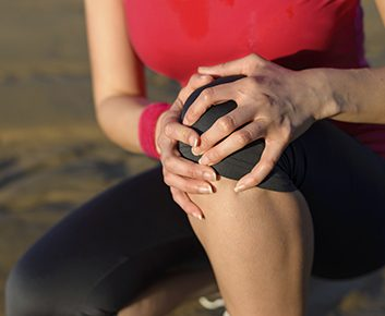 Les genoux : une zone fragile dès le plus jeune âge