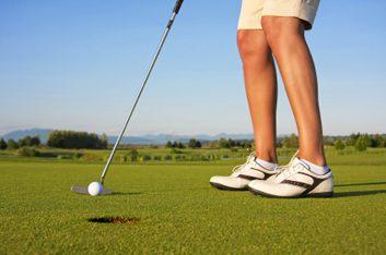 2. Le golf prolonge la vie de 5 ans.