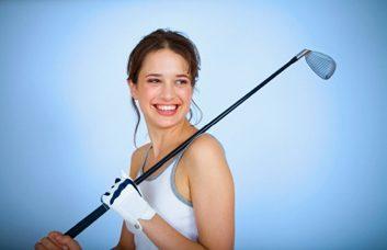 5. Le golf permet de lutter contre le vieillissement cérébral.