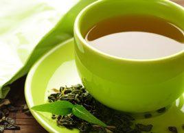 Passez du café au thé vert