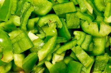 5. Excellents aliments pour la bouche : Jaunes d'œufs, oranges, courges et autres fruits et légumes orange foncé.