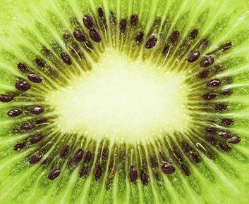 Le kiwi prévient la dégénérescence maculaire