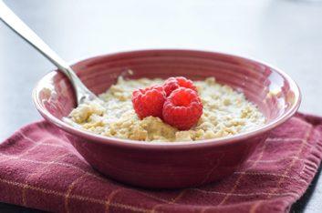 Ayez une alimentation riche en grains entiers