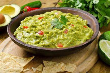 Amenez du guacamole à votre prochain pique-nique