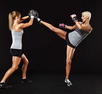 3. Apprendre de judicieux mouvements d'autodéfense