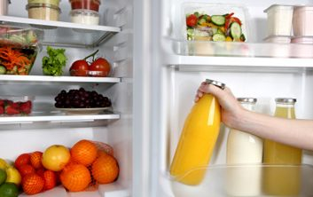 6. Réduisez la taille de votre frigo