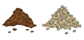 Le classique: les graines de lin. La nouveauté: les graines de chanvre