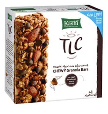 Barres tendres granola Kashi