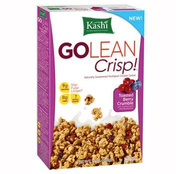 Céréales baies grillées GOLEAN de Kashi