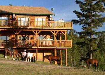 Le Hills Health Ranch (Colombie-Britannique)
