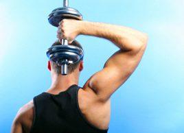 Triceps: les meilleurs exercices pour homme