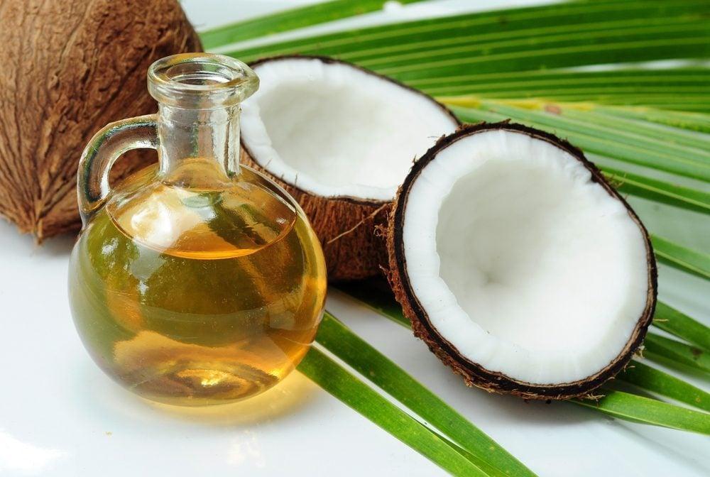 huile coco