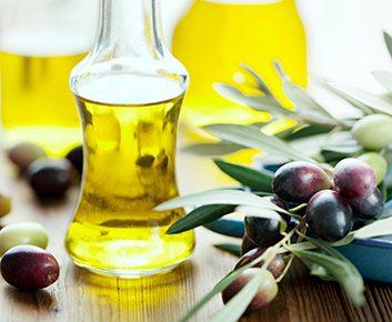 Appliquez de l'huile d'olive