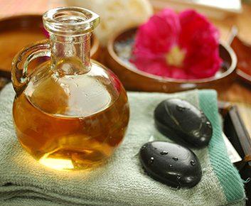 Traitez-les à l'huile d'olive