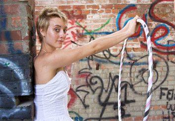 2. Hula-hoop