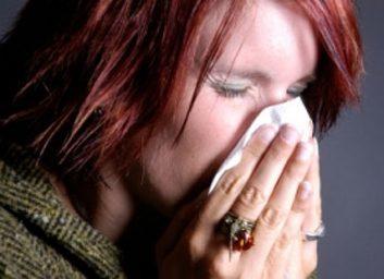 4. L'éternuement est provoqué par les terminaisons nerveuses de votre nez.