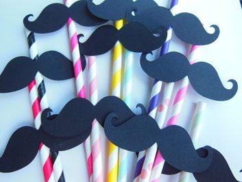 Pailles moustachues