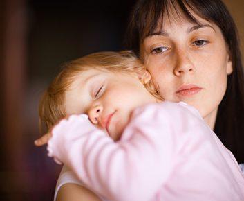 Vos enfants vous empêchent de dormir