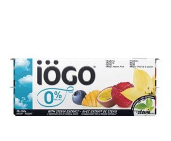 Les yaourts Iögo