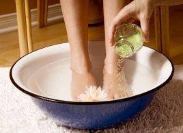 Remèdes naturels contre les odeurs de pied