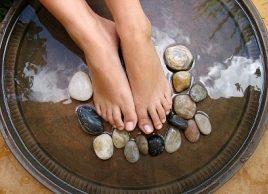 Remèdes naturels contre les maux de pied