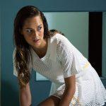 La joueuse de tennis Ana Ivanovic en entrevue
