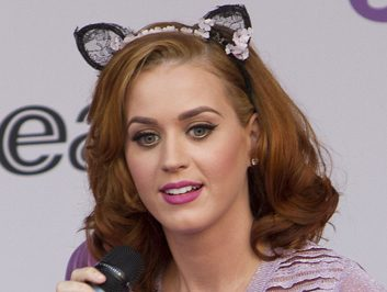 Le eyeliner liquide à la Katy Perry