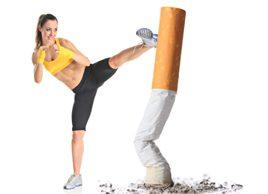 3 façons d'arrêter de fumer sans engraisser