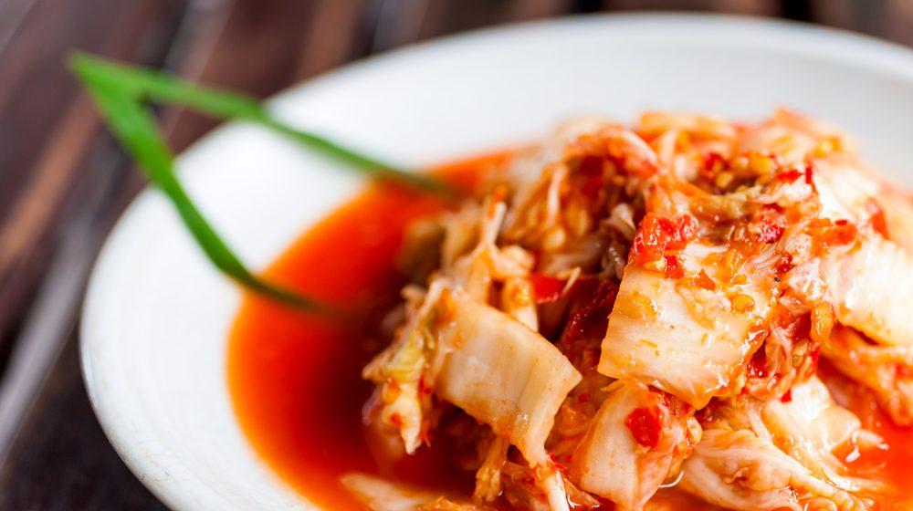 Corée : Adoptez le kimchi comme condiment