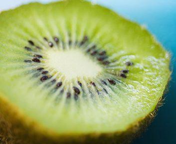 Le kiwi réduit la haute pression sanguine